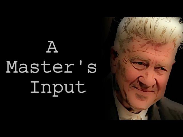 A Masters Input Inspiring Advice for Aspiring Filmmakers