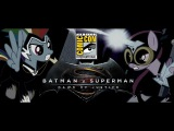 Zapp v Matter-Horn Dawn of Justice (Comic Con Trailer)