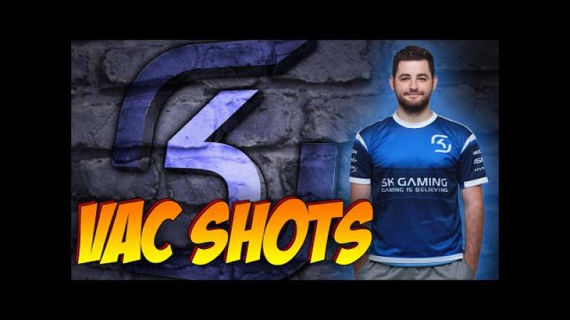 CSGO | FalleN VAC SHOTS