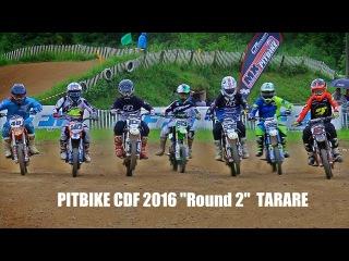 PITBIKE CDF 2016 TARARE