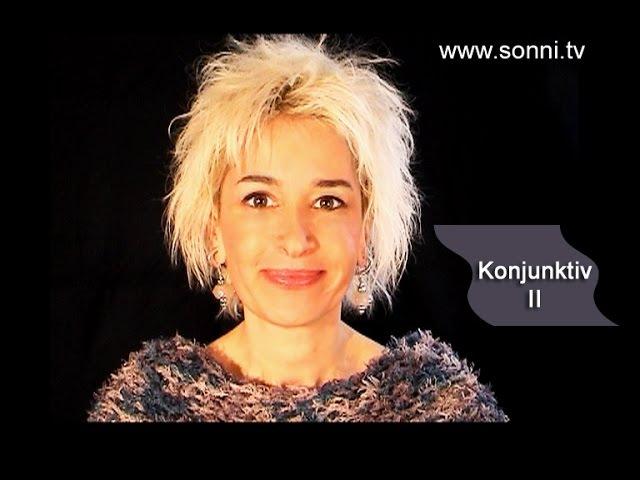 """Deutsche Grammatik: """"Konjunktiv II"""" (mit Sonja Hubmann)"""