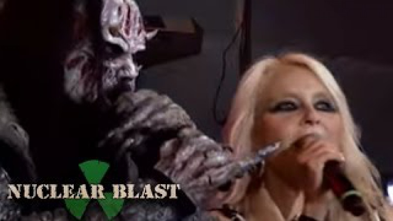 DORO 'Bad Blood' Feat LORDI Rock Night OFFICIAL LIVE VIDEO