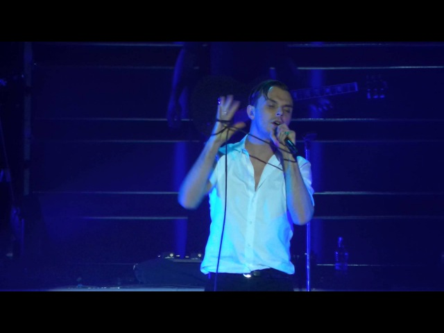 Hurts - Weight Of The World (HD, Live) Moscow, Russia. 05.03.16.