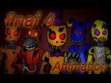 [Song by Miatriss] Five nights at freddys 4 Animation