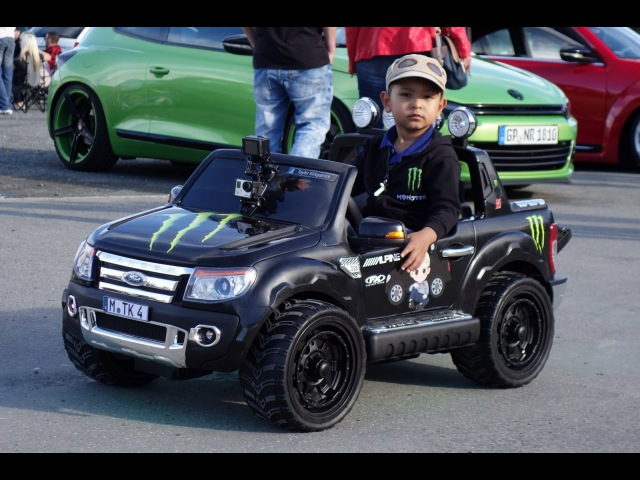 001 Ford Ranger custom made with Air Ride and Entertainment for my son to hes birthday