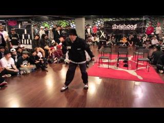 20160319 IP Locking Battle Vol.1 Judge Solo - P-Wang (Subway & So Funky)