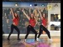 Sax Fleur East Easy Fitness Dance Choreography
