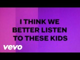 Local Natives - Fountain Of Youth (Lyric Video)