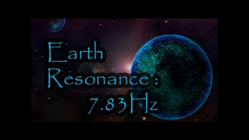 7.83Hz Earth Resonance. Music by Life of Abundance