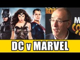 DC REBIRTH: Watchmen Co-Creator Dave Gibbons NOT Consulted & Talks DC vs Marvel