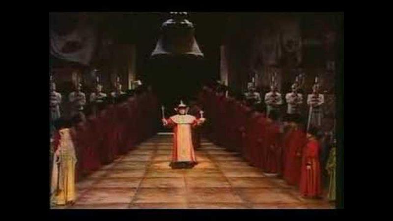 Musorgsky Boris Godunov Coronation Scene