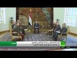 مكافحة الإرهاب.. أولوية شويغو في القاهرة