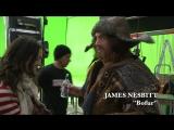 Хоббит Пустошь Смауга/The Hobbit: The Desolation of Smaug (2013) О съёмках №5