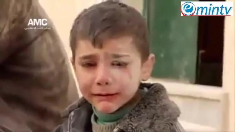 Yıkılacaksın israil Kardeşini, Annesini Saldırıda Kaybeden Bir Çocuğun Ağıtı Dünya İzle Müslümanlar
