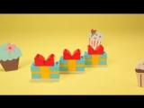 LEGO® DUPLO®: строим подарок!