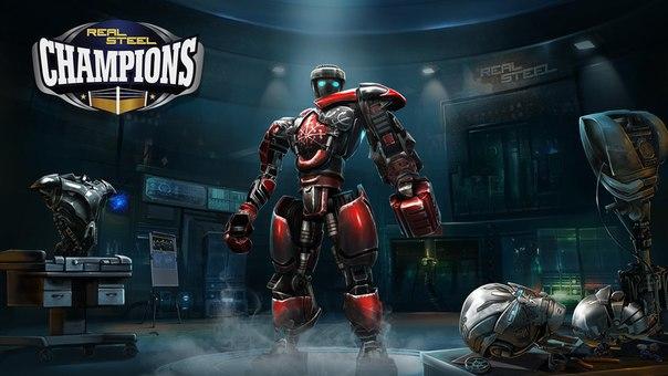 скачать real steel champions