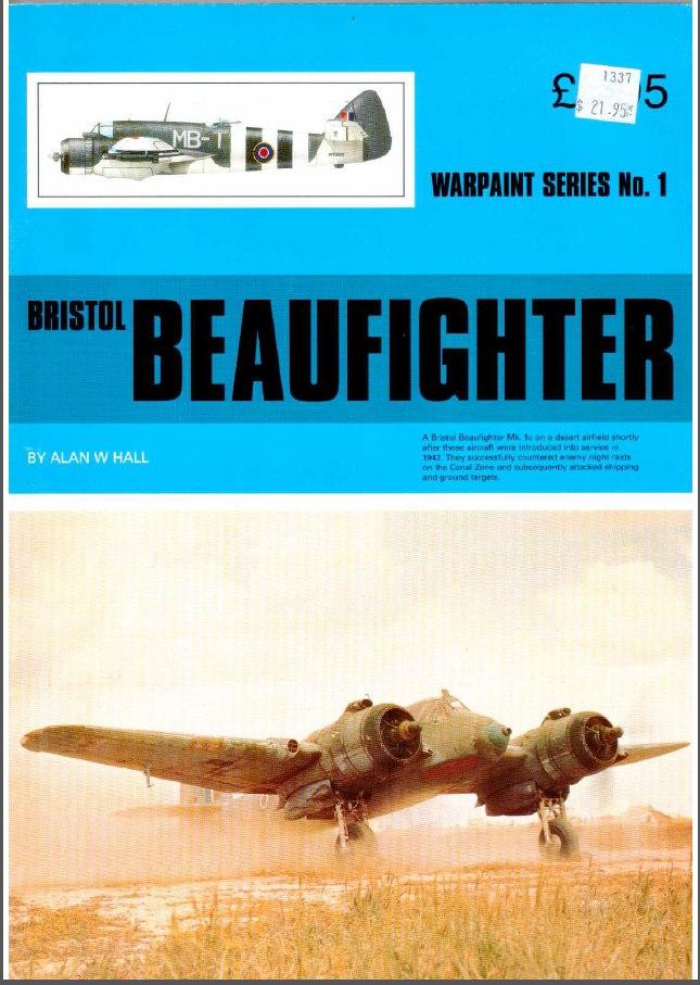 Bristol Beaufighter TF.Mk.X 1/72 (Revell) R9GOhdxJtKQ