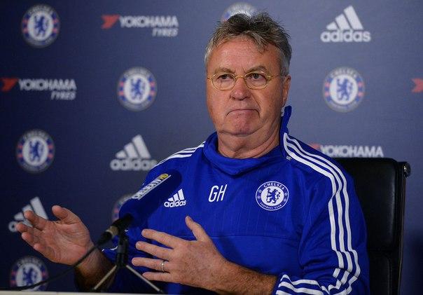 """Гус Хиддинк: не могу гарантировать, что """"Челси"""" будет побеждать в каждом матче"""