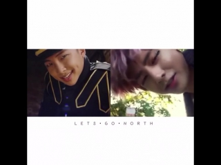[VINE] elcome, first time with BTS?