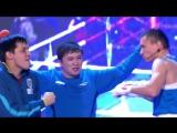 КВН 2015 Спарта - Чемпионат мира по смешанным боям (Сочи Красная поляна)