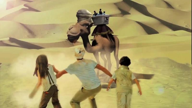 Игра Забавный верблюд в магазине игрушек Ярик76.рф