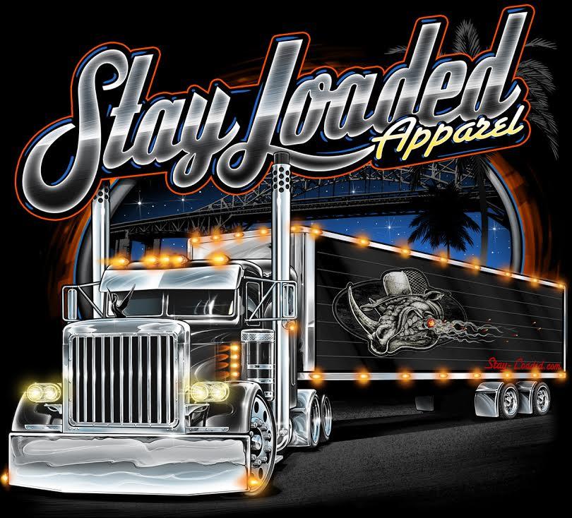 TopNotchHipHop.com рисованный грузовик