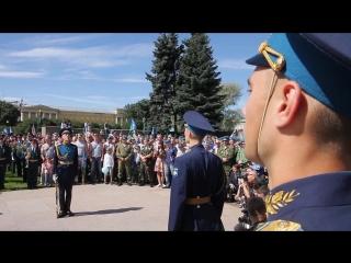 ВДВ 86 лет Санкт - Петербург 2016 видео Владимир Шкваря - SVkadr (переделан)