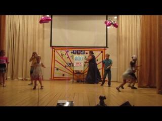 танцы со звездами 3 смена 2016