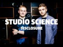 Disclosure on their live set up Red Bull Music Academy