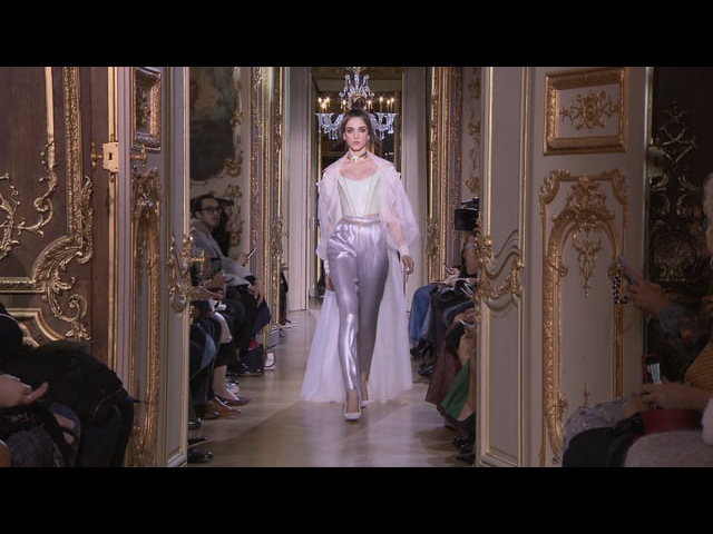 Ulyana Sergeenko Couture SS16 runway official video