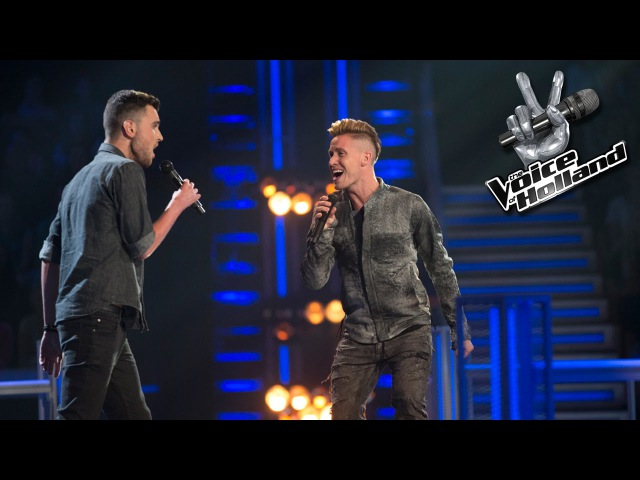 Duncan vs. Rob - Love Runs Out (The Battle | The voice of Holland 2014)