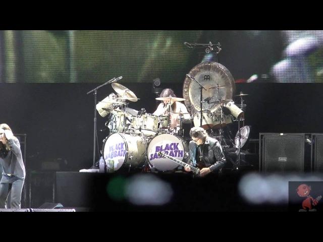Black Sabbath, War Pigs - Paranoid, LIVE@, HELLFEST, 2016, FULL HD,1080