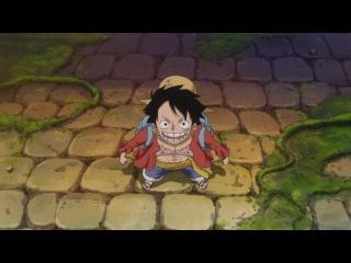 One Piece 754 русская озвучка OVERLORDS / Ван Пис - 754 серия