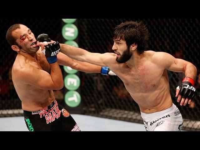 UFC fighter Zubaira Warrior Tukhugov(Зубайра Тухугов) Highlight