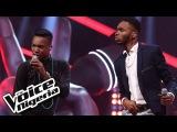 Daivy Jones vs Joe Blue sing Oliver Twist The Battles The Voice Nigeria 2016