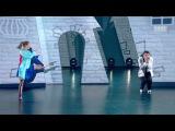 Танцы Юля Николаева и Дмитрий Масленников (Jamala - Smile) (сезон 2, серия 12)