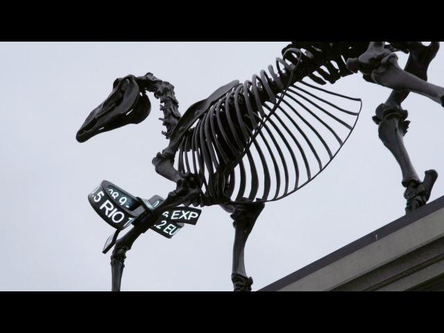 Hans Haacke: Gift Horse. Fourth Plinth, Trafalgar Square, London (UK)