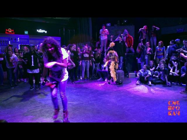 Siberian Dancehall Contest - DHQ FINAL - Daha Ice Cream vs Lopez vs Gaika (Sibprokach 2016)