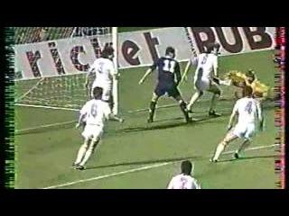 1/32 Кубок УЕФА 1988/1989 Бордо-Днепр 2-1 Полный матч - 2-й матч
