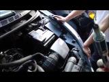 2012 Hyundai Elantra демонтаж катушек зажигания, проверка свечей зажигания