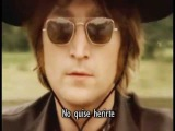 John Lennon - Jealous Guy version de Imagine Sessions (subtitulos en espa