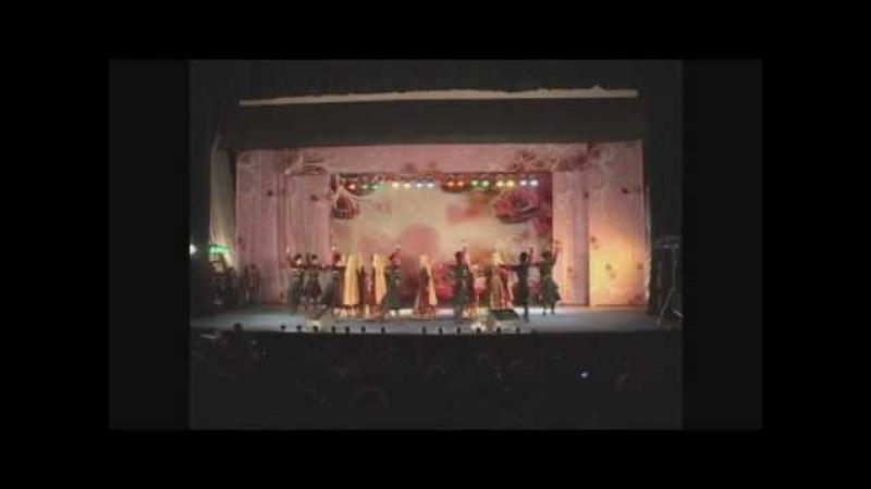 Танец посвященный Зязикову М.М