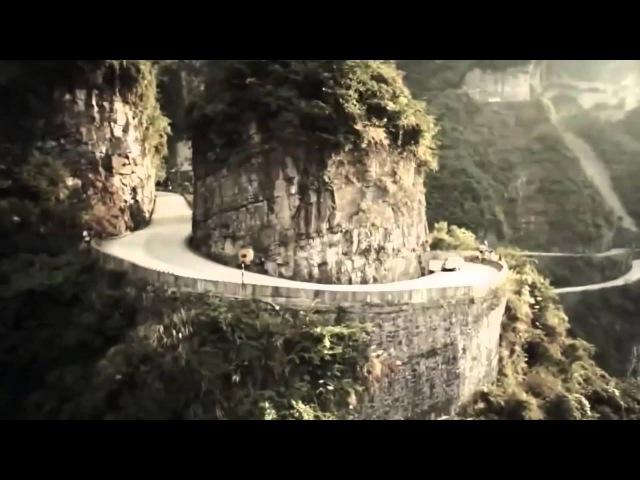 Топ-10 самых опасных дорог мира