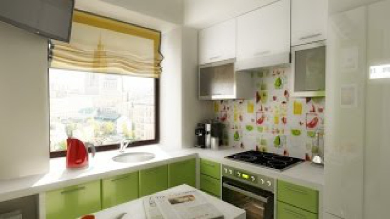 Кухня в хрущевке выбирайте дизайн кухни в хрущевке