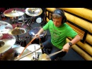 Linkin Park Faint drum cover Denis Parfeev