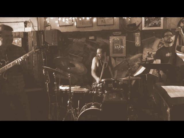 Henry Cole on Drums @ 55 Bar, NYC. Tom Guarnas Quartet