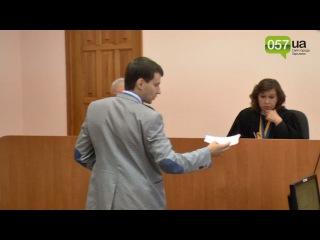 Суд по делу главной коммунистки Харькова перенесли. Александровской стало плохо