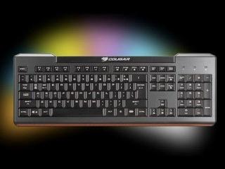Обзор игровой клавиатуры Cougar 200K
