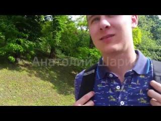 14 мая 2016. Киев. Собрать всех геев в кучу и спалить - одесская методика