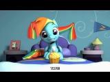 SFM Pony Make a Wish, It's Your Birthday!
